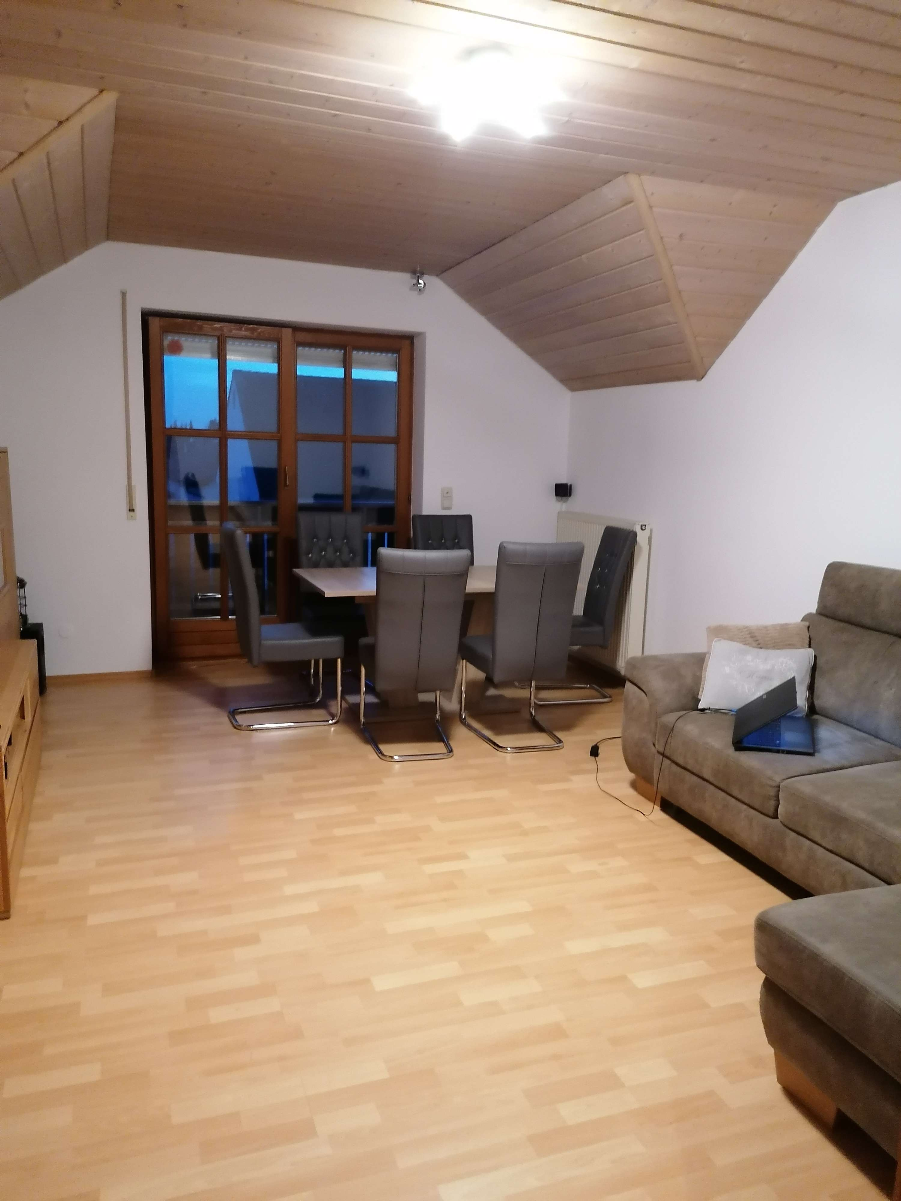 Gemütliche Dachgeschoßwohnung in