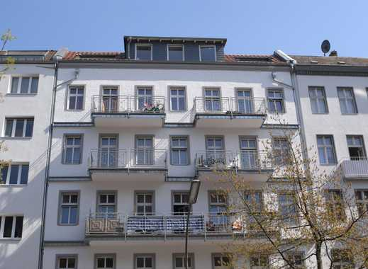 Gemütliche Dachgeschosswohnung mit Balkon im Weddinger Kiez!