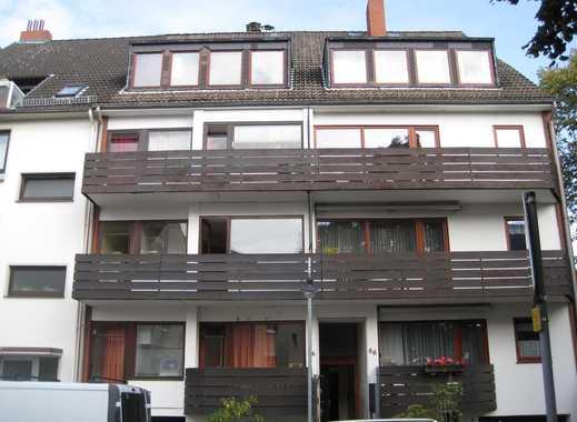 schöne 2-Zimmer-Wohnung mit Balkon in Hastedt, Nähe Weser