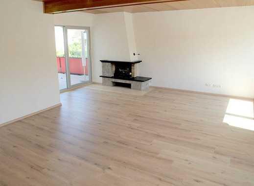 Gehobene 3-Zi-Wohnung mit Einbauküche, Kamin und Terrasse in ruhiger Wohnlage von Dreieichenhain