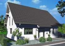 Klassisches Einfamilienhaus als Effizienzhaus 55