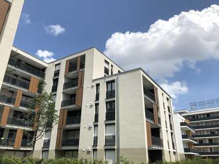 Neuwertige zentrumsnahe Wohnung mit EBK und schöner Loggia in Nordost (Ingolstadt)