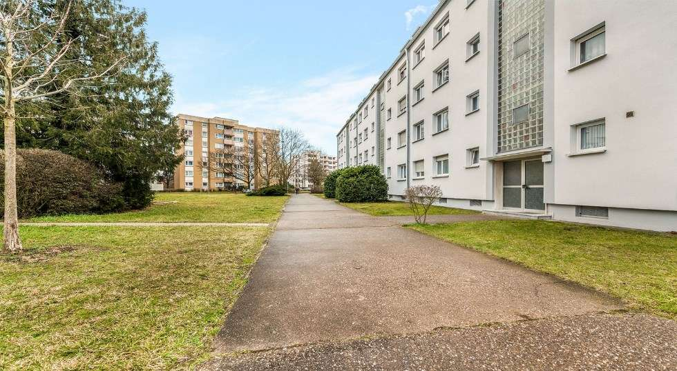 Freundliche 2-Raum-Wohnung in Nürnberg in