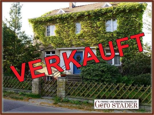 Freistehendes Wohnhaus von 1928 in Lichterfelde-West - Bild 1