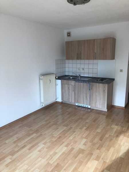 1 Zimmer Wohnung mit Einbauküche in Hammerstatt/St. Georgen/Burg (Bayreuth)