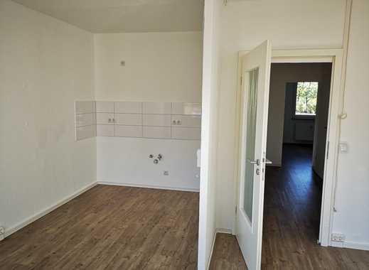 Wunderschöne 3-Zimmer mit Dusche und Balkon im Hochparterre!
