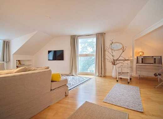 Welcome! Delightful abode in Essen's Bredeney district, fully furnished and with wi-fi and much m...
