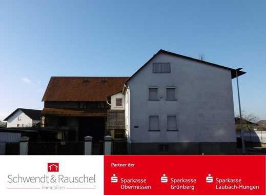 Hofreite mit Scheune direkt in Rabenau - Londorf