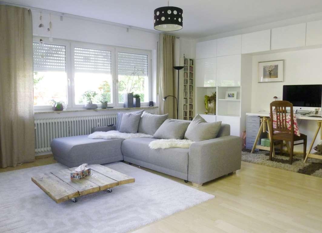 EG-Wohnung mit Gartenanteil in Augsburg Hochzoll in Hochzoll (Augsburg)