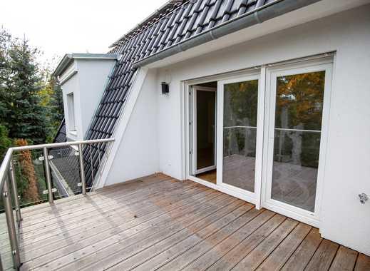 "Dachgeschoss Neubauwohnung mit Luxusausstattung in den ""Müggelheimer Gärten"""