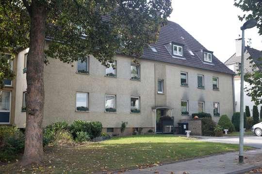 hwg - Großzügige DG-Wohnung in Stadtnähe!