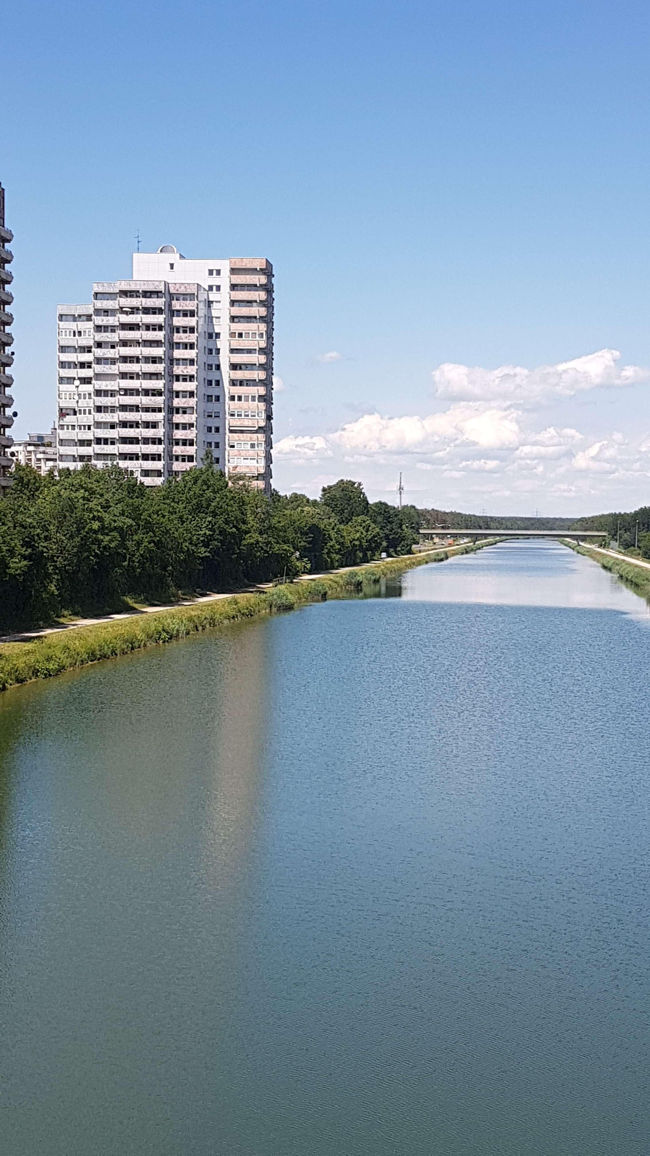 Gepflegte 3 Zimmer Wohnung in Erlangen Büchenbach in