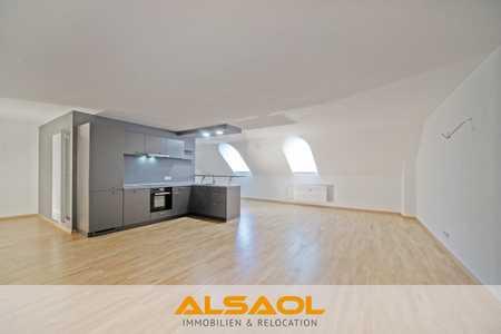 ALSAOL Immobilien: Besonders Wohnen in Moosburg an der Isar - saniertes Loft mit Altbau-Flair! in Moosburg an der Isar