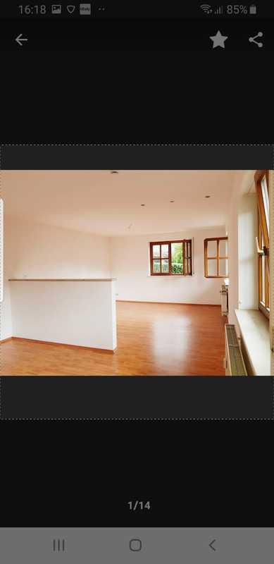 Helle, freundliche Erdgeschosswohnung, 2 ZKB mit großem Keller, in Riedenburg in Riedenburg