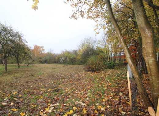 Baugrundstück 66€/m² Idyllische Lage teilbar Erbauung von max. 3 Häusern in 24888 Steinfeld