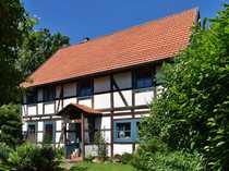 Bockenem-Störy Fachwerkhaus in ländlicher Idylle