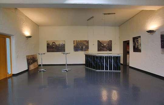 Obergeschoss Galerie