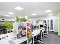 Einzelbüro Teambüro Co-Working SPACE IN