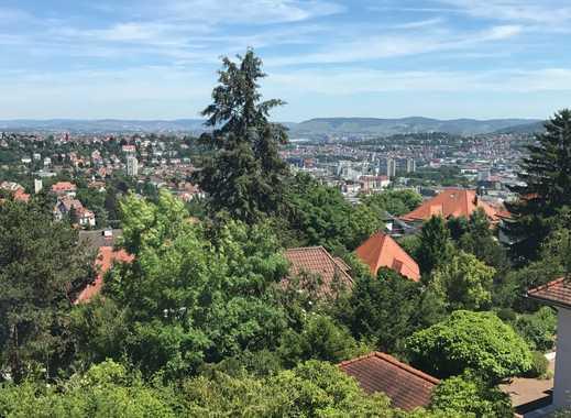 Höhenlage 4-Zimmer-Wohnung mit Traumaussicht in Stuttgart-West