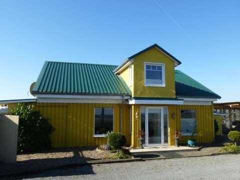 RUDNICK bietet WEITSICHT: Kleines Gäste- & Ferienhaus mit ...