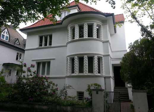 Zoo-Viertel: Charmante helle Dachgeschoss-Wohnung in Villa m. Garten