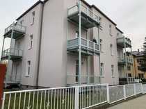 Ruhig gelegene 2-Zimmer-Wohnung mit Balkon