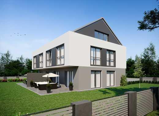 Wohlfühlhaus mit Garten als DHH