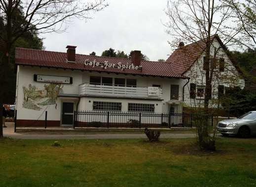 Cafe Restaurant mit Wohnung zu vermieten