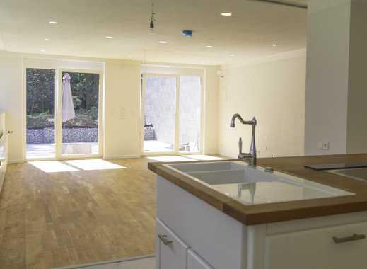 Hochwertige 3-Zimmer-Wohnung mit Terrasse im Grünen