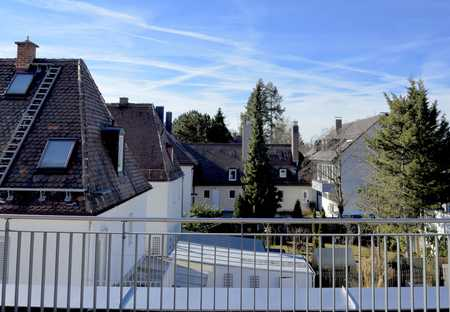 *Penthouse*  sonnige 3-Zi-Whg., große Dachterrasse, Obermenzing in S-Bahn-Nähe in Obermenzing (München)
