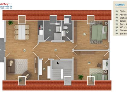 mietwohnungen emmendingen kreis wohnungen mieten in emmendingen kreis bei immobilien scout24. Black Bedroom Furniture Sets. Home Design Ideas