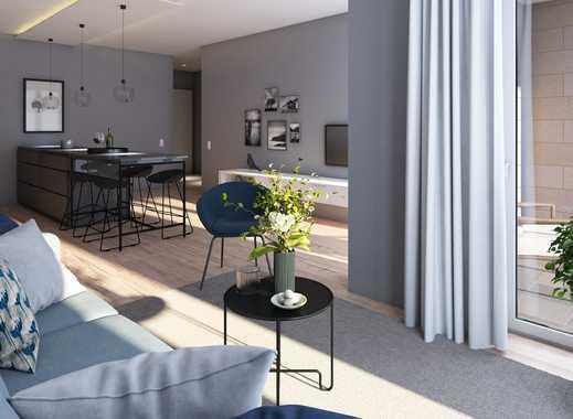 Zentral wohnen in Freiburg: schöne 3-Zimmer-Wohnung