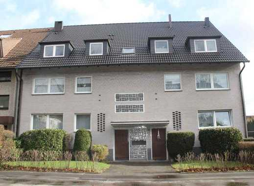 Gemütliche 3,5 Raum-Dachgeschosswohnung mit neuem Bad in ruhiger Lage von Gelsenkirchen-Erle