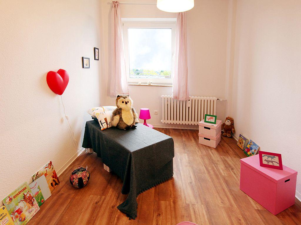 Beispiel Kinderzimmer möbliert