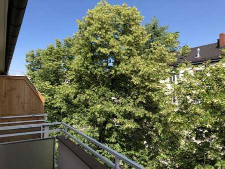 Helles, gemütliches 1-Zimmer-Apartement am Leuchtenbergring in Berg am Laim (München)