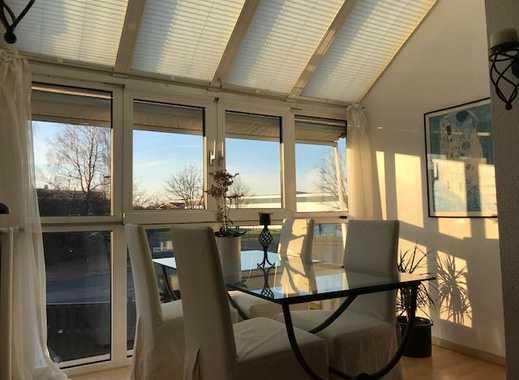 Eigentumswohnung in Bremen-Habenhausen mit Wintergarten, Garage und Gartenanteil