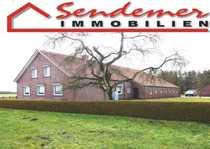 Friedeburg-gepflegter Resthof mit Nebengebäuden