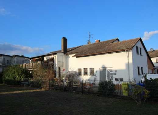 Vermietetes Dreifamilienhaus in Hainhausen für Handwerker