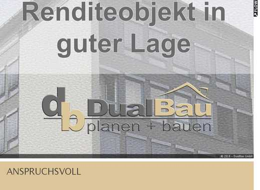 Gepflegtes Mehrfamilienhaus mit 8 Wohn- und 3 Gewerbeeinheiten in guter Lage von Erkrath-Hochdahl