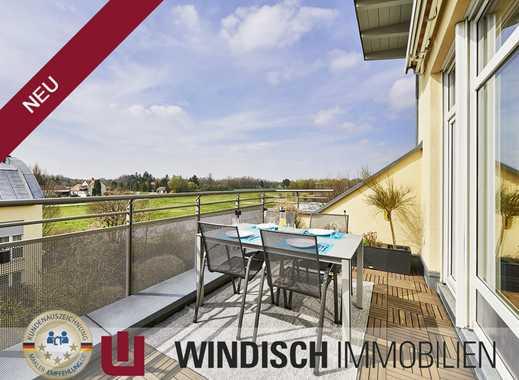 WINDISCH IMMOBILIEN - Sonnige Dreizimmer Dachterrassenwohnung - ruhig mit guter Verkehrsanbindung