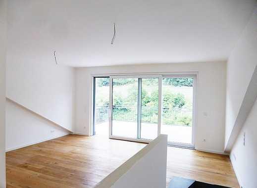 Wohnen am Fluss - 5 ZKB Maisonette-Wohnung mit Naheblick!