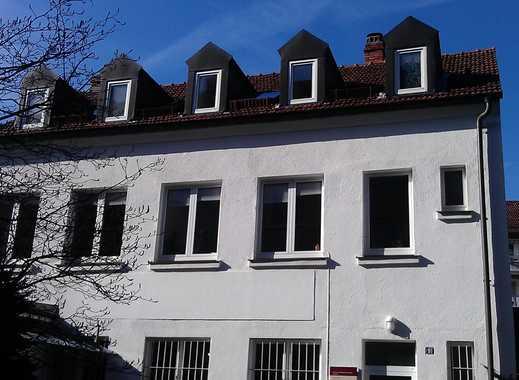 Großzügige 1,5 Zimmer Wohnung in einem schönen Rückgebäude Nürnberg-Maxfeld