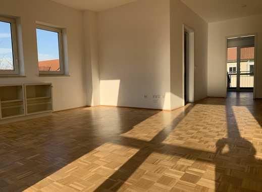 Gepflegte 2-Zimmerwohnung mit Balkon und EBK in Seniorenwohnanlage in Ingolstadt