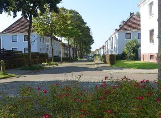 Perfekte Familienwohnung - frisch saniert - grüne Wohnlage- MEinswarden