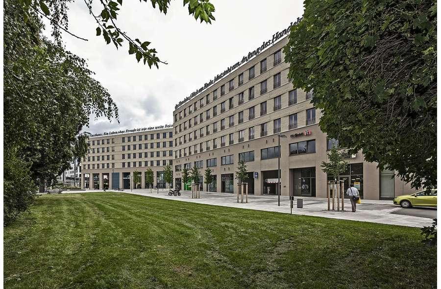 Ansicht Schweriner Straße