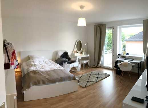 Liebevolle 1-Zimmer-Wohnung mit Balkon und EBK im schönen Westend