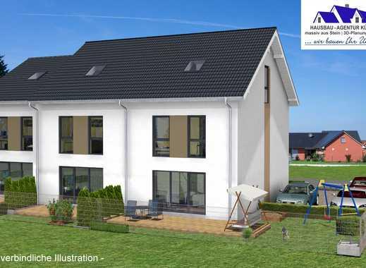 Baubeginn Frühjahr 2018 - Schlüsselfertiges REH in Waldrandnähe von Neu-Isenburg.
