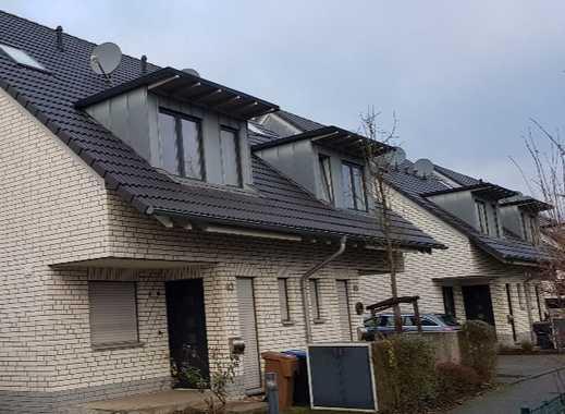 Familienfreundliche Doppelhaushälfte mit Garten und EBK in Wittlaer nahe ISD