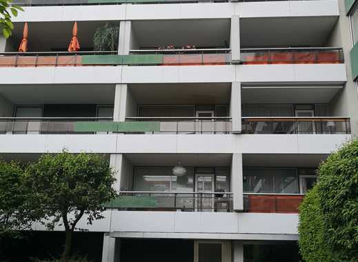 Stilvoll, sanierte 2,5-Zimmer-Wohnung mit 2Balkonen und EBK (Incl. Waschm. Trock.), in Köln-Weiden