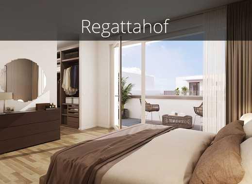 Sonnige 3-Zimmer-Neubauwohnung mit 2 Dachterrassen und hohem Wohnkomfort *** Ohne Provision ***